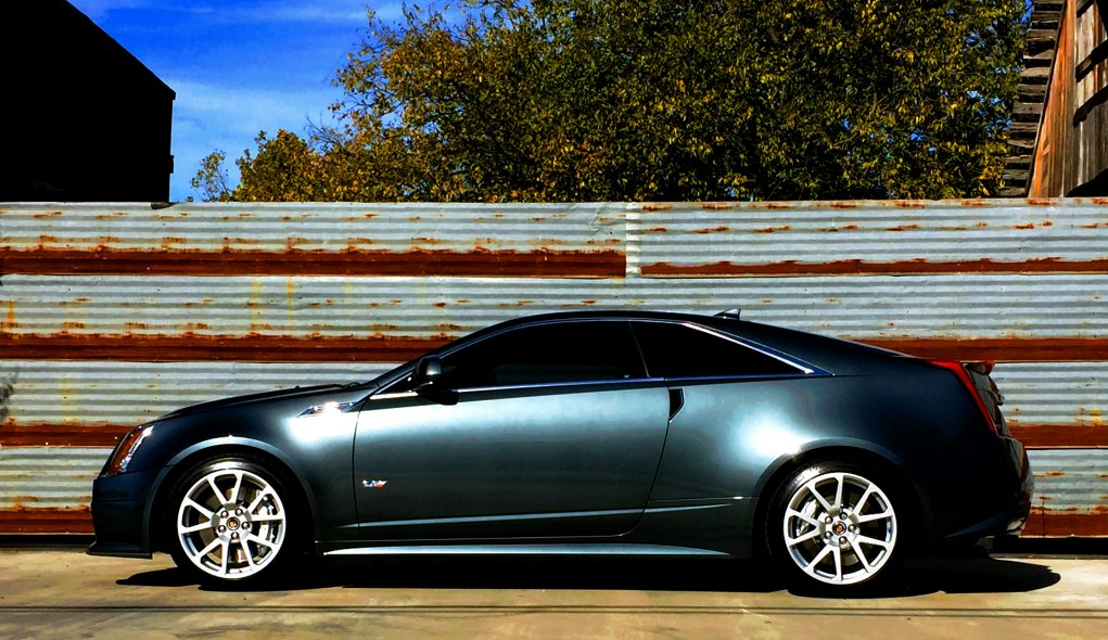 mark 39 s 2011 cadillac cts v coupe. Black Bedroom Furniture Sets. Home Design Ideas