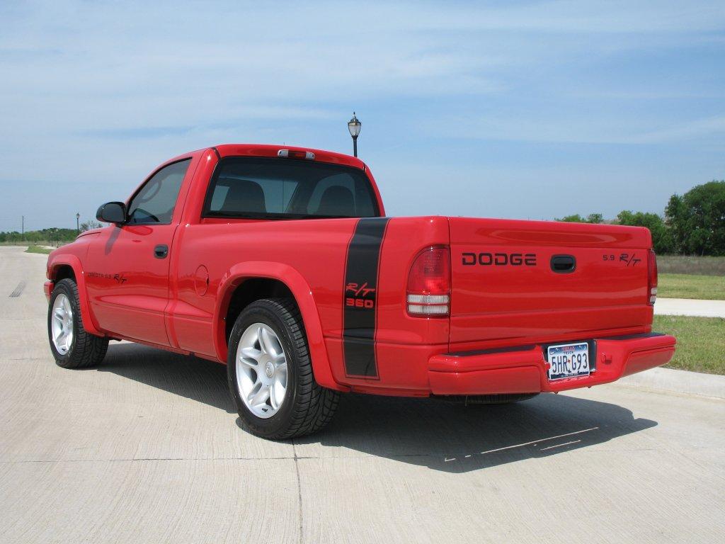 All Types dakota rt : Mark's 2001 Dodge Dakota R/T