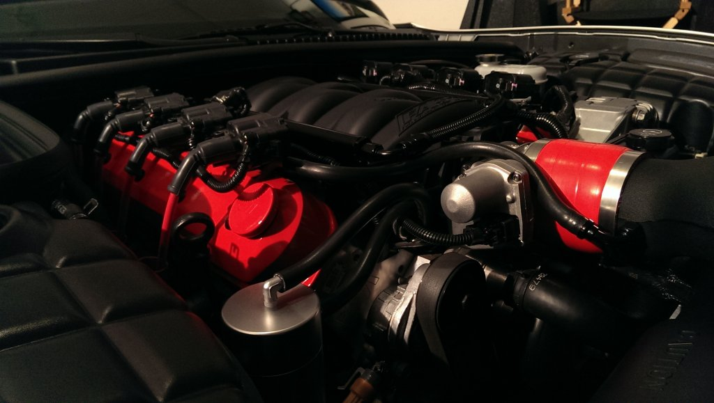 Show me your Valve Covers with Coil relocation setups
